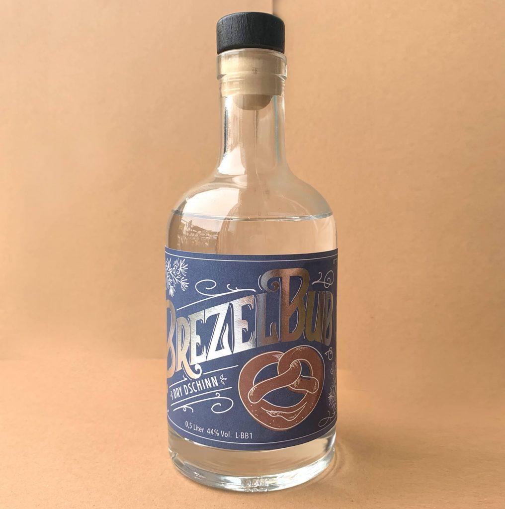BrezelBub Flasche