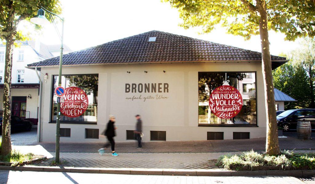 Bronner Xmas