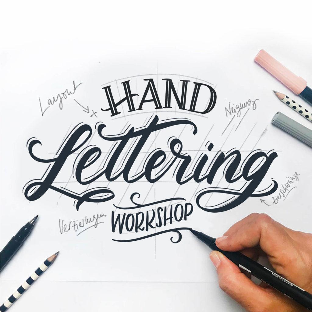 Impression: Handlettering Workshop